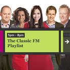 Classic FM Playlist: Your thoughts.