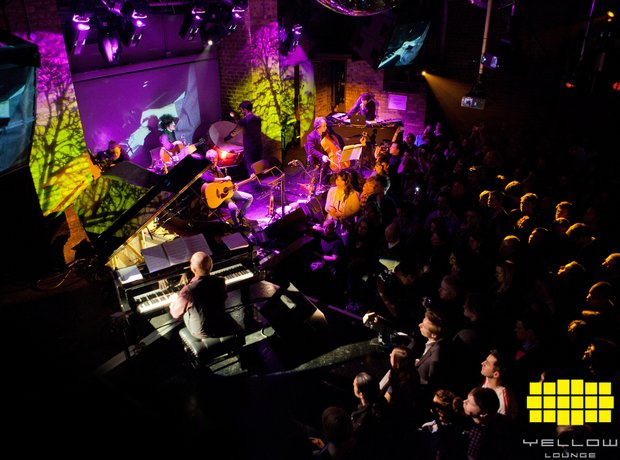 Einaudi at London's Yellow Lounge