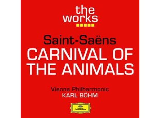 Saint-Saens, Carnival of the Animals, by Karl Böhm