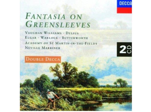 Vaughan Williams, Fantasia on Greensleeves, by Sir