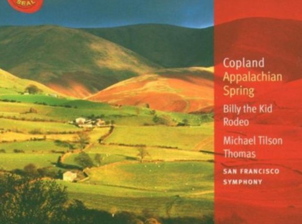 Copland, Appalachian Spring, by San Francisco Symp
