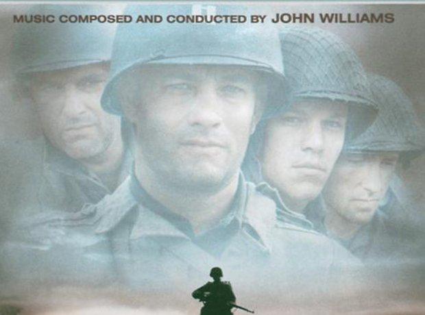 167 Williams, Saving Private Ryan, by John William