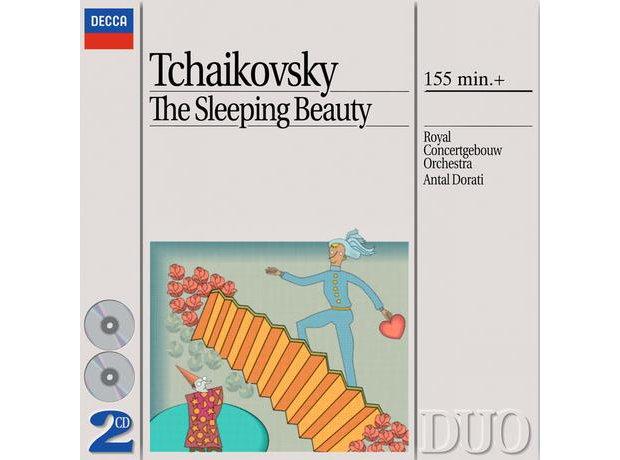 183 Tchaikovsky, The Sleeping Beauty, by the Royal