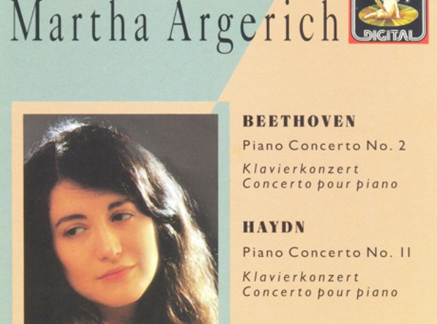 226 Beethoven, Piano Concerto No. 3, by Martha Arg