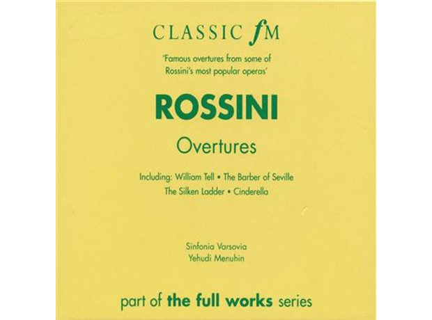 239 Rossini, The Thieving Magpie, by Sinfonia Vars