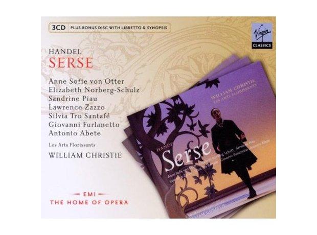 269 Handel, Xerxes, by Les Arts Florissants, Anne