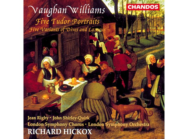 Vaughan Williams Five Variants of Dives and Lazaru