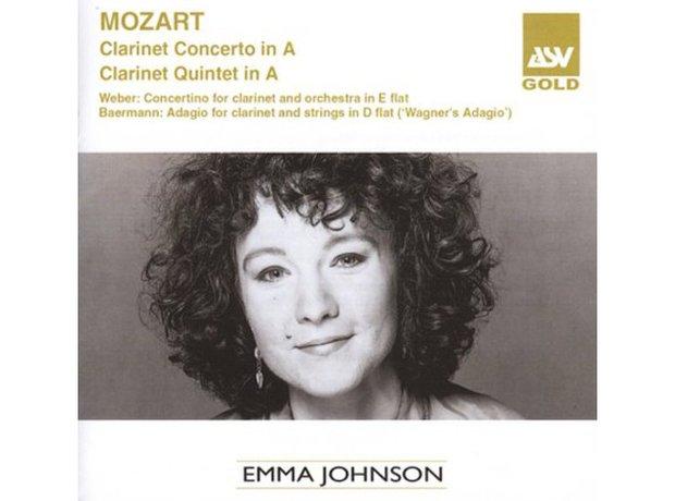 Mozart Clarinet Concerto in A major K622