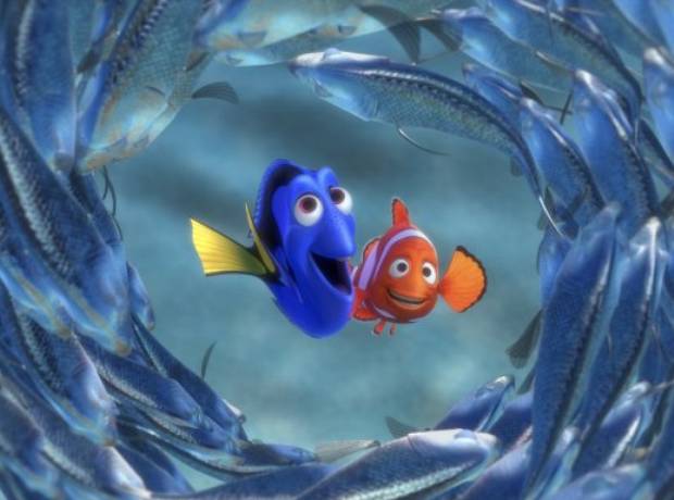Finding Nemo Pixar Thomas Newman