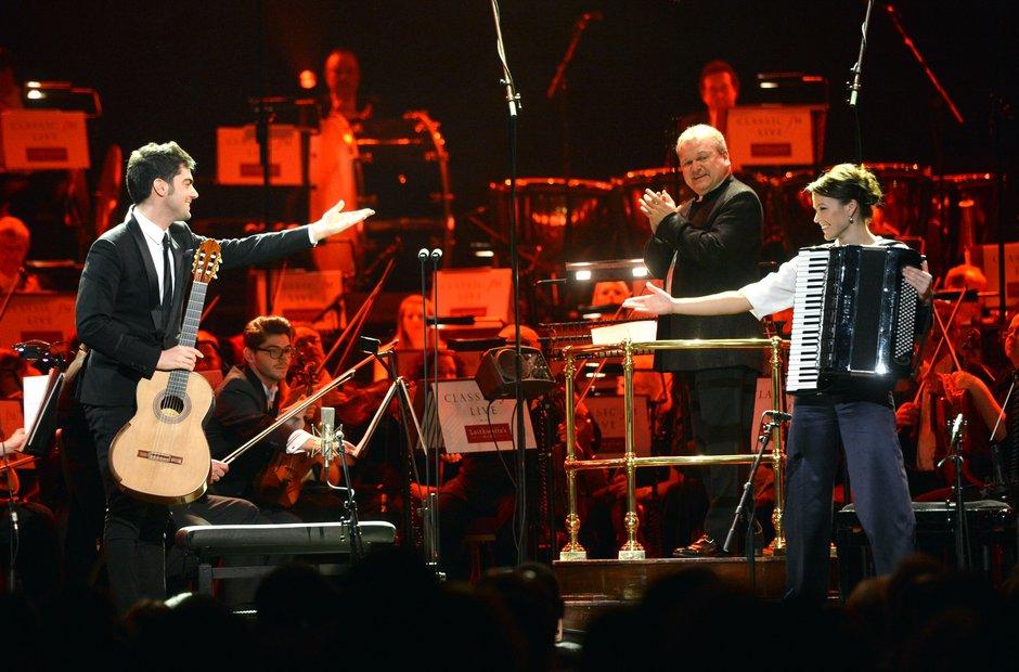 Miloš Karadaglić / Ksenija Sidorova Classic FM Live 2013