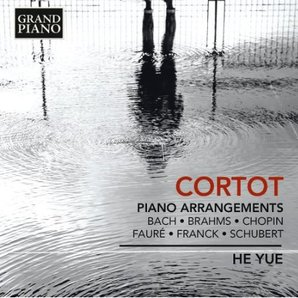 Cortot Piano Arrangements He Yue