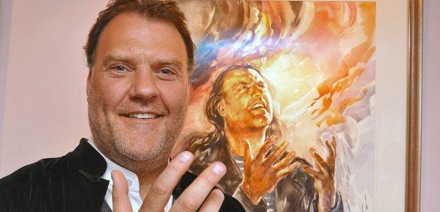 New portrait of Bryn Terfel unveiled