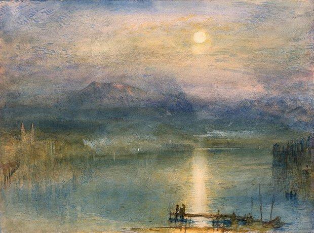 Turner Lake Lucerne