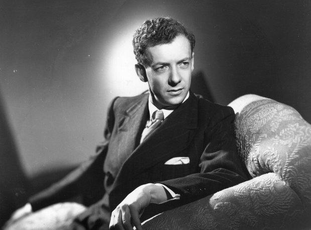 Benjamin Britten composer