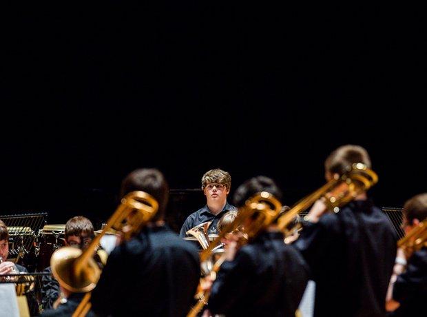 Crompton House School Brass Band