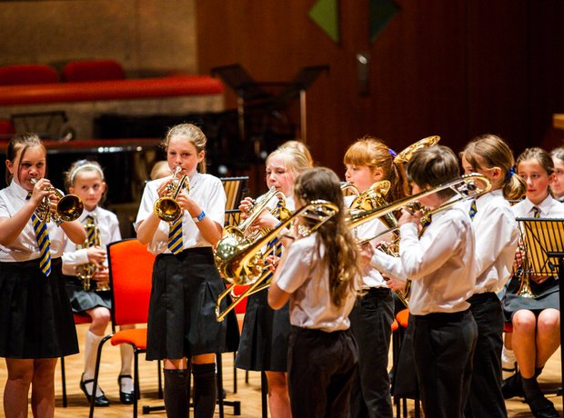 Hazlehurst Primary School Brass Band