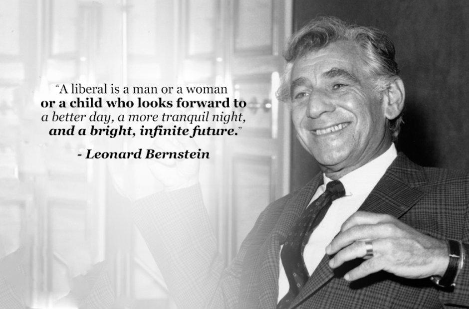 leonard bernstein quotes