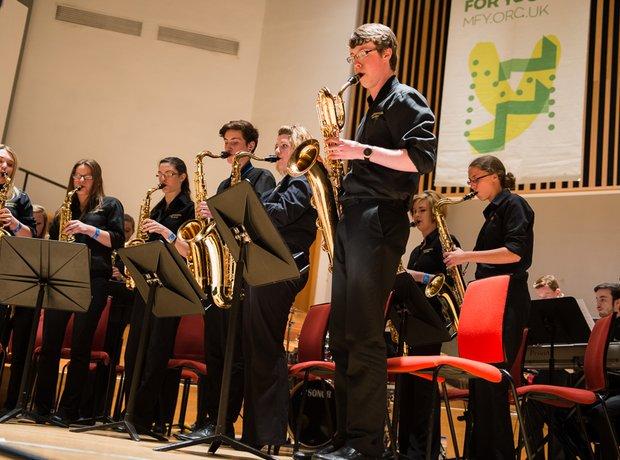 Burton Borough School Big Band