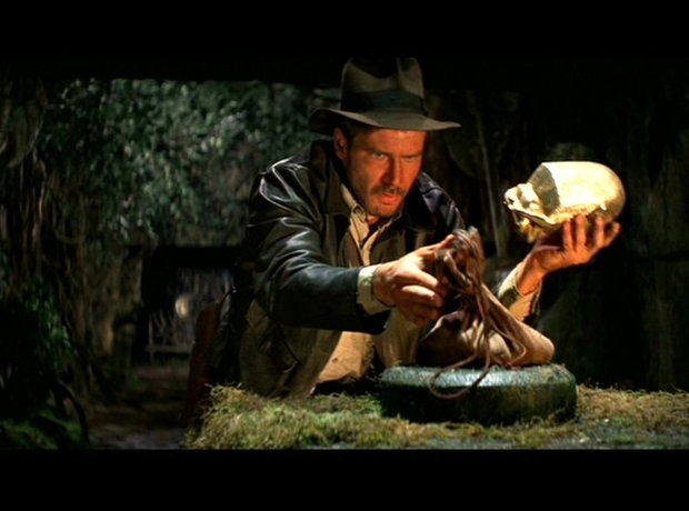 Harrison Ford Raiders Indiana Jones
