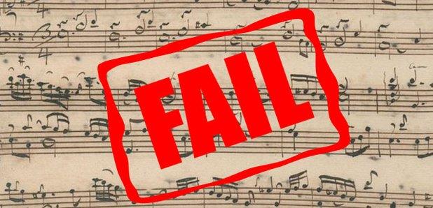 classical fail