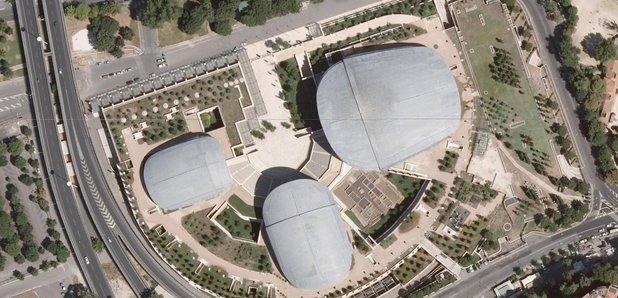 Parco della Musica Rome