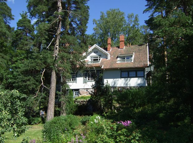 Ainola Sibelius home Finland