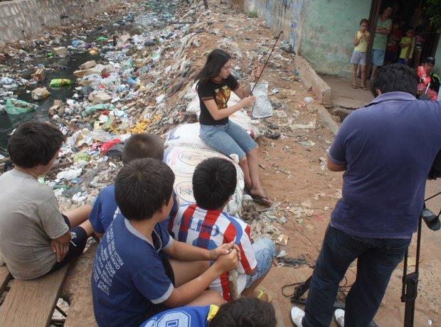 Landfill Harmonic movie