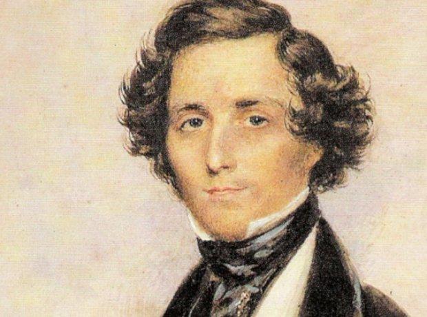 Mendelssohn portrait