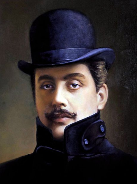 Young puccini