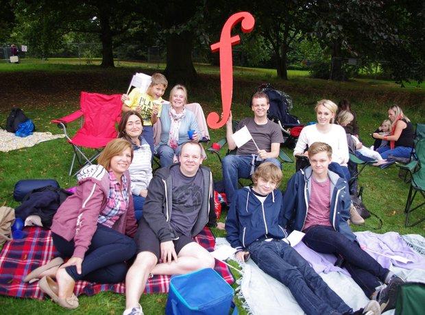 Darley Park Concert Pictures 2013