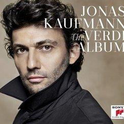 Verdi Album Jonas Kaufmann