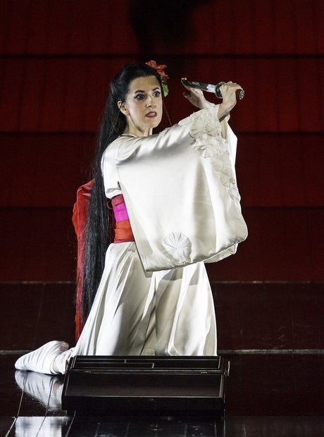 Madam Butterfly ENO
