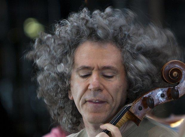 Steven Isserlis Harpo Marx