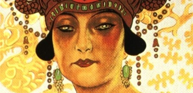 Turandot Puccini poster