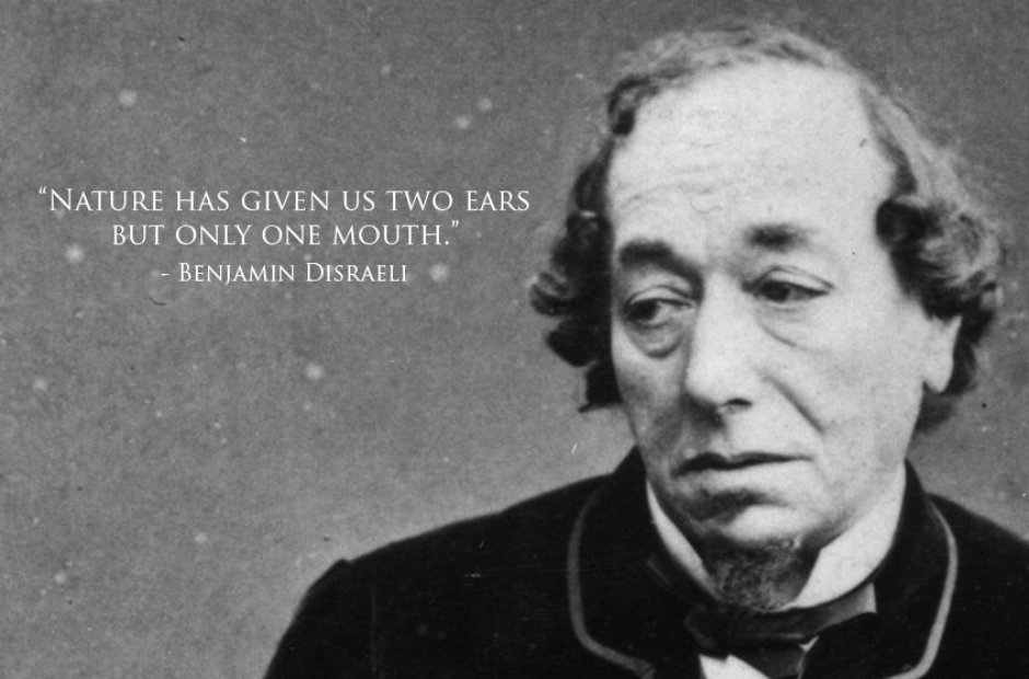 Disraeli classical music quotes