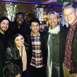 Eric Whitacre and Pentatonix