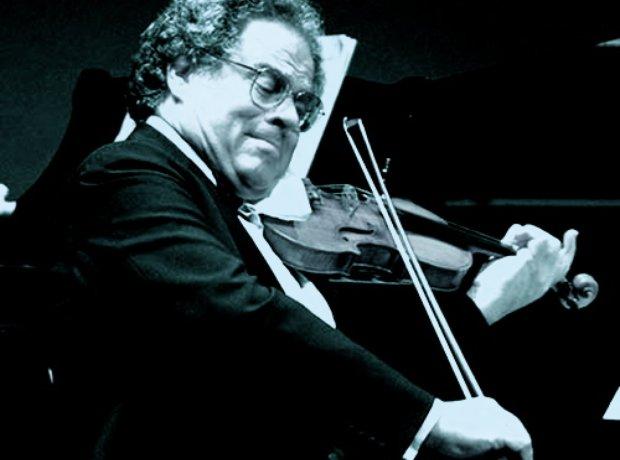 violinist synesthesia Itzhak Perlman