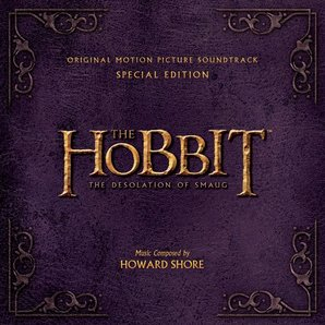 Hobbit Desolation of Smaug Howard Shore soundtrack