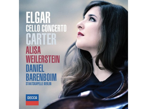 Elgar Carter Cello Concertos Alisa Weilerstein