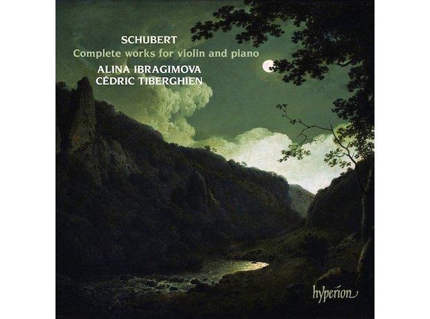 Schubert complete works violin piano Ibragimova