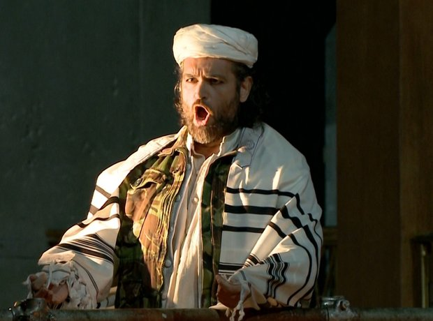 Moses in Egypt Rossini