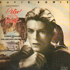 David Bowie Peter and the Wolf