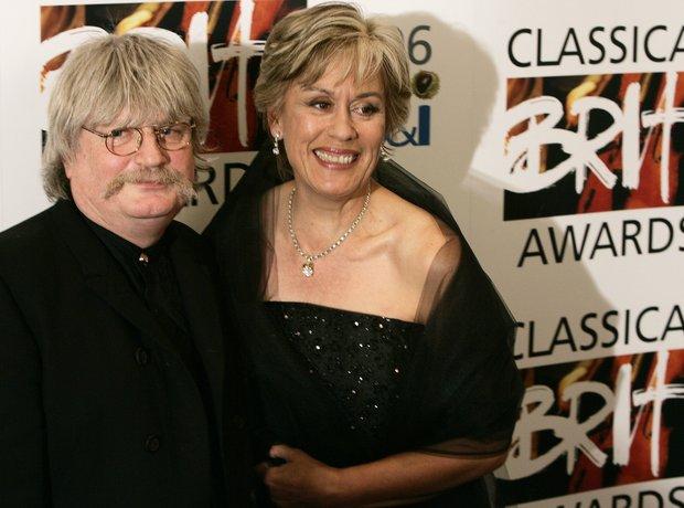 Karl Jenkins Kiri te Kanawa Classical BRIT Awards
