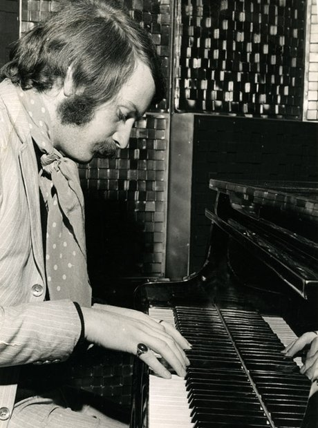 Karl Jenkins piano Ronnie Scott's Nucleus Montreux