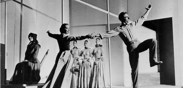 Appalachian Spring ballet Graham Copland