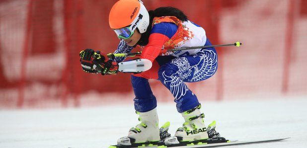 Vanessa Mae finishes last in gia