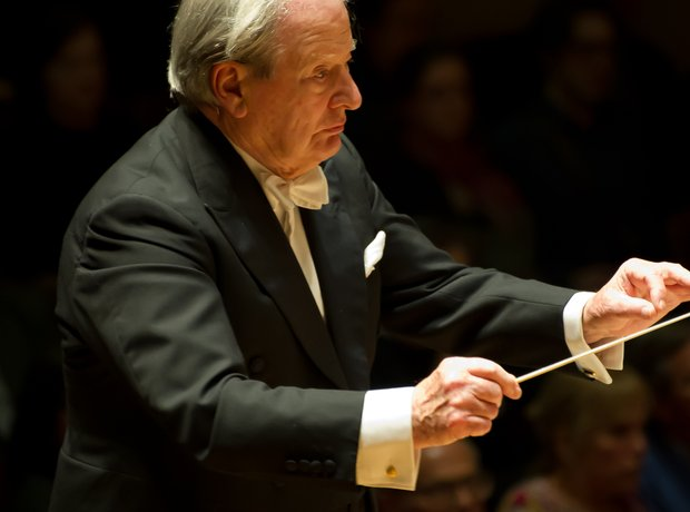 Sir Neville Marriner knighted conductor