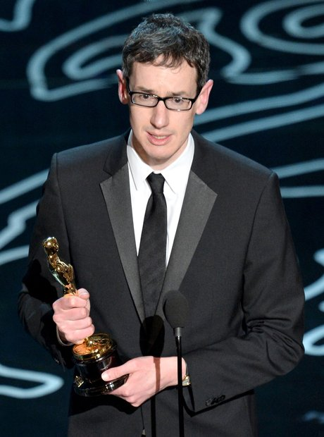Steven Price at the Oscars 2014 winner