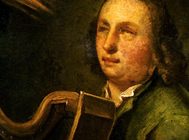 Turlough O'Carolan Irish harper composer singer