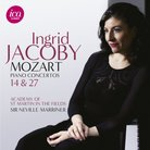 Ingrid Jacoby Mozart Marriner Piano Concertos